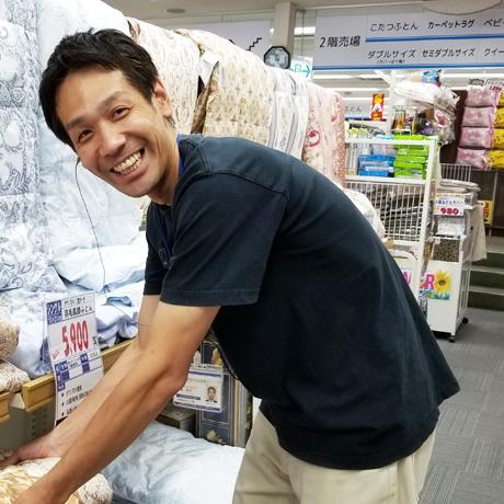 店長 加藤