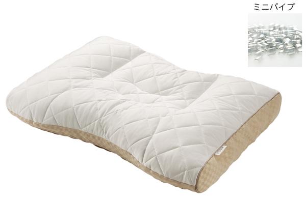 ファインスムーズ FA7010 ベーシッククオリティ ミニパイプ枕